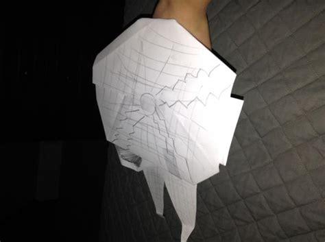 Origami Millennium Falcon - millennium falcon origami yoda