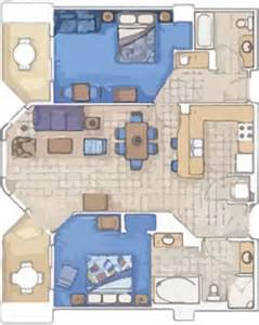 Marriott Aruba Surf Club 3 Bedroom Floor Plan by Timeshare Villas Arubasurfclubresort Com