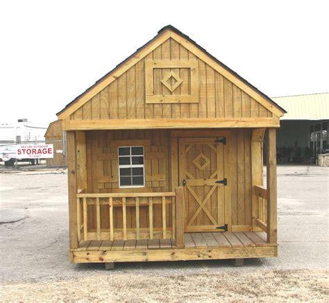 Playhouse Windows And Doors Ideas Portable Playhouse By Better Built Storage Buildings Wichita Kansas
