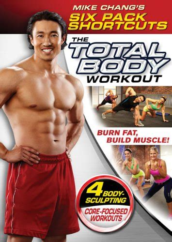 mike chang s six pack shortcuts the total workout dvd