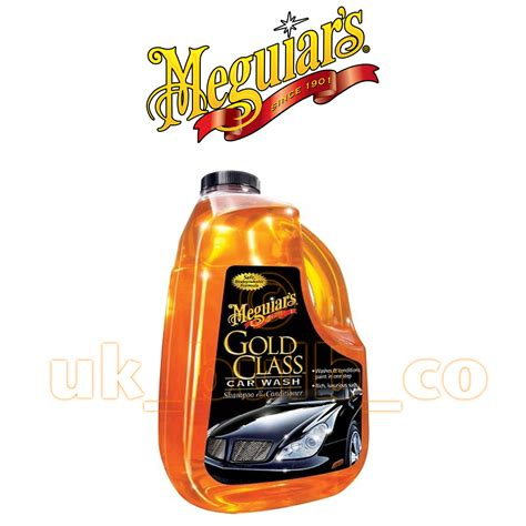 Meguiars Gold Class Car Wash Shoo Conditioner Mobil 1 meguiars gold class car wash shoo and conditioner 1892ml ebay