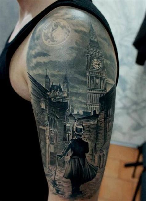 tattoos london places around the world in 9 travel inspired tattoos easyvoyage