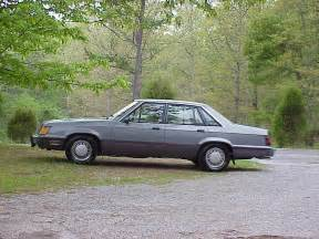 1985 Ford Ltd Bangshift This 1985 Ford Ltd Lx Is Sleeper Perfection