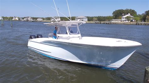 used boat dealers in morehead city nc 2013 outerbanks boatworks custom carolina 29 power new and