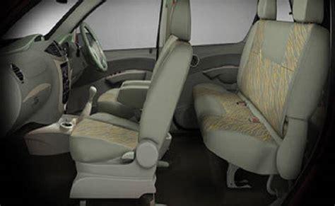 Mahindra Quanto Interior by Mahindra Quanto India Price Review Images Mahindra Cars
