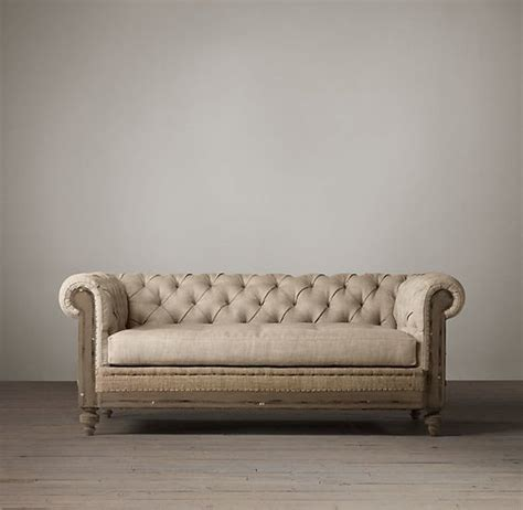 restoration hardware deconstructed sofa 6 deconstructed chesterfield upholstered sofa sofas