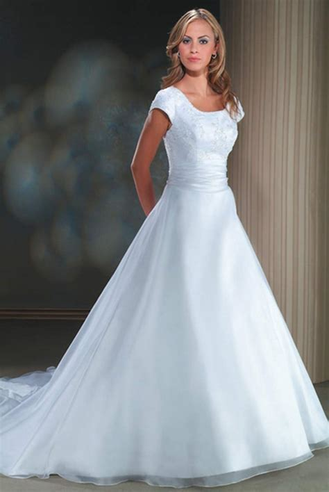 casual wedding dresses with sleeves pictures reference
