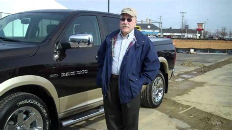 Safford Chrysler Jeep Dodge Of Fredericksburg Dodge Ram 1500 Customer Testimonial Va Safford Chrysler