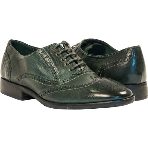 green oxford shoes dip dyed green leather oxford lace up shoes paolo