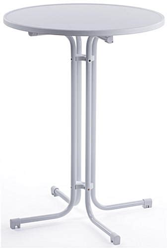 Standing Bar Table This Modular Bar Table Can Accommodate Seated Or Standing Guests This Wide Diameter