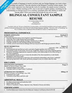 Bilingual Coordinator Cover Letter by Esl Resume Posting