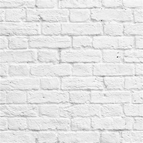 muriva painted white brick wallpaper 102539