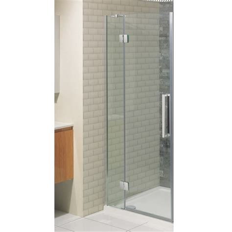 Hinged Shower Doors Uk Hinged Shower Door Bathroom