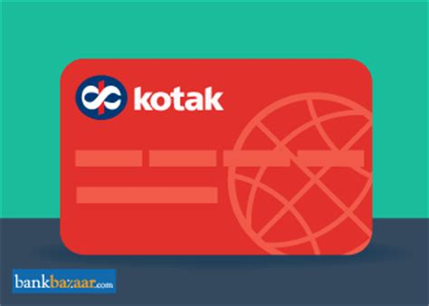kotak mahindra bank debit card kotak credit card check benefits reviews apply
