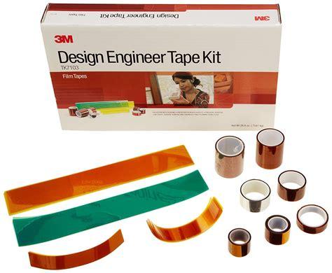 design engineer amazon tapecase design engineer electrical film tape kit amazon