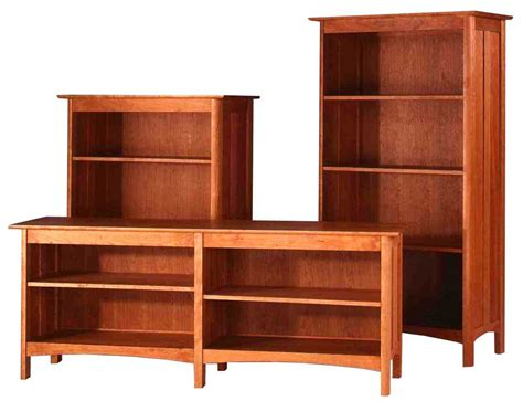 How To Make A Mission Style Bookcase Home Office Furniture Mission Style Home Office Furniture