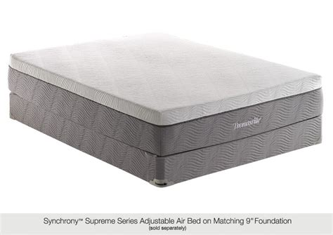 thomasville saturn adjustable bed