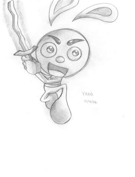 yin yang yo coloring pages how to draw yin 2