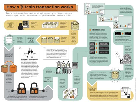 bitcoin explained bitcoin infographic visual ly