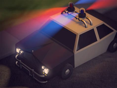 Police Car With Lights Flashing Gifs Find Share On Giphy