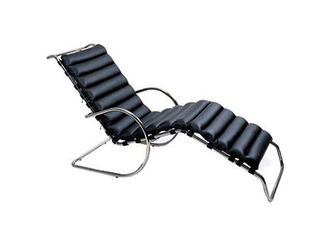 poltrona der rohe alivar mies der rohe poltrona relax braccioli design