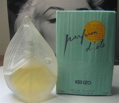 Parfum Kenzo D Ete Original Reject 1000 images about perfume bottle packaging reference on