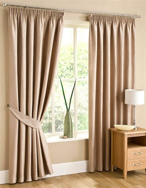 anna drapery sand swirl lined ready made curtains free uk delivery
