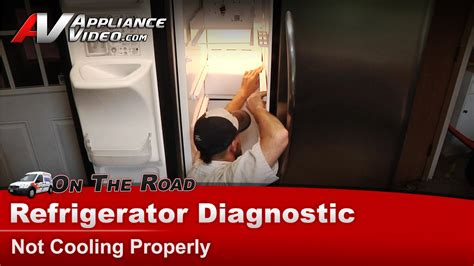 Iglooplay Cool Not Cold by Frigidaire Electrolux Refrigerator Diagnostic Not
