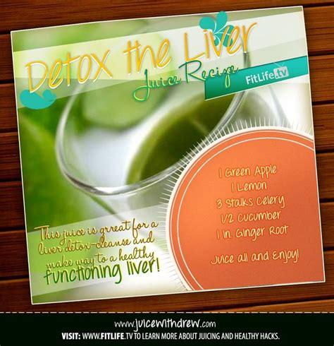 Does Fresh Lemon S Detox The Liver by Detox The Liver Juice Recipe