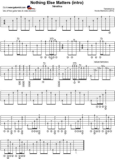 tutorial guitar nothing else matters 307 best guitar images on pinterest guitar lessons