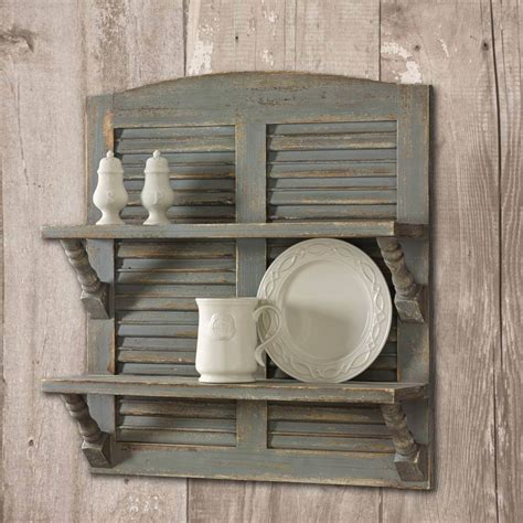 country vintage home decor diy home decor 18 ways to repurpose shutters style