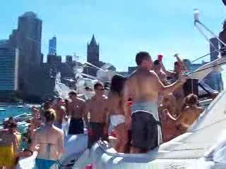 chicago boat party playpen rafting parties videos