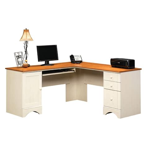 sauder corner computer desk rustic computer desk free