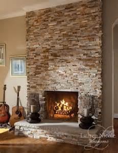 Stone Around Fireplace fireplace hearth ahrens fireplace 4