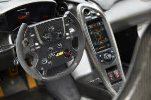 the mclaren p1 lm set the production car record at