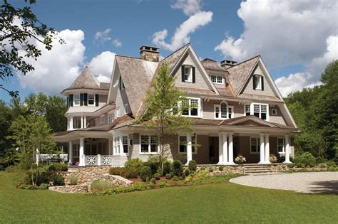 new england shingle style homes shingle style home plans heart of the matter new england home magazine