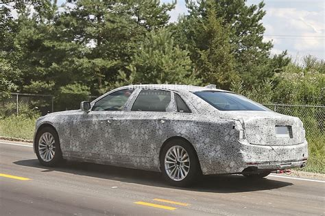 2019 Cadillac Self Driving by 2018 Cadillac Ct6 Restyl 233 E