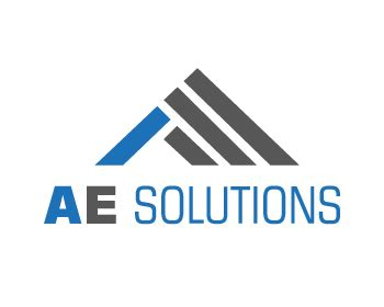 ae solutions logo design contest logo designs by udayakanth