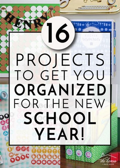 helping your kids get organized this new year home the homes i have made