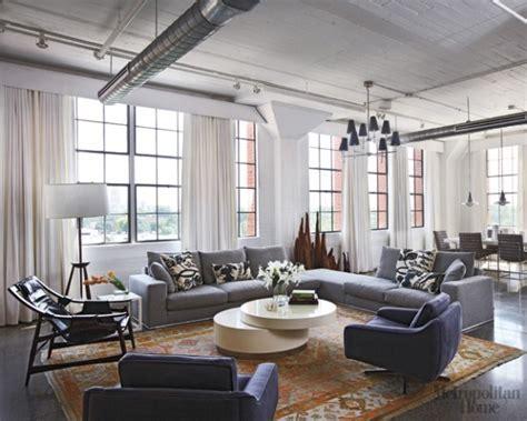 loft arredamento loft moderno