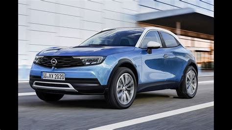 Nuevo Opel Mokka X 2020 by 2020 Opel Mokka X