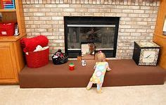 Childproofing A Fireplace by 1000 Ideas About Baby Proof Fireplace On