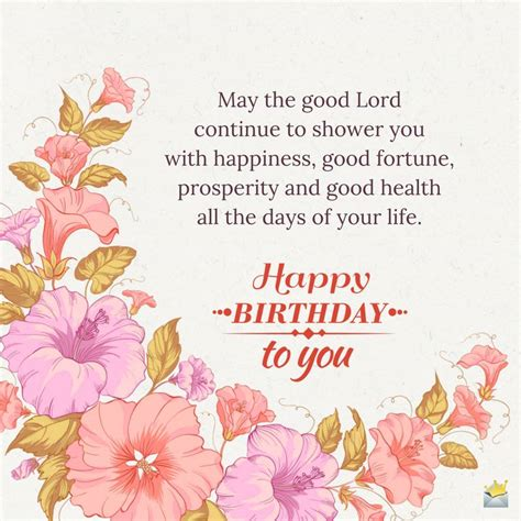 Birthday Prayer For by True Blessings For Your Special Day Happy Birthday Prayers