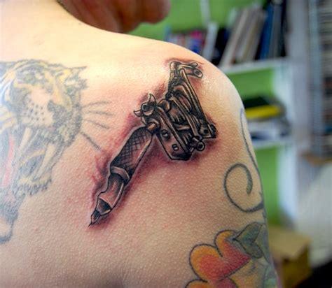 tattoo ink machine tattooed tattoo machine by nevermore ink on deviantart