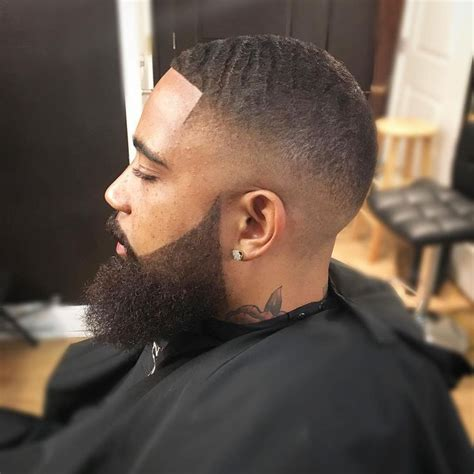 Bald Fade Haircut And Beard | 221 best images about beards on pinterest taper fade