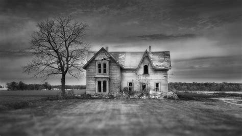 Haunted house in focus wallpaper   AllWallpaper.in #16640