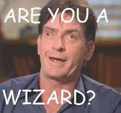 Are You A Wizard Meme - are you a wizard tumblr