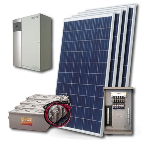 home solar system kit 0 5kw 2kw the cer grid kit
