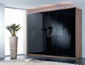 alissa black gloss 3 door wardrobe gloss wardrobe
