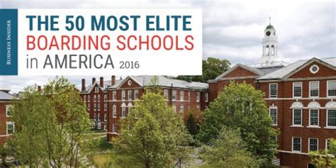 Top Mba Schools In Alabama by Most Elite Boarding Schools In America Business Insider